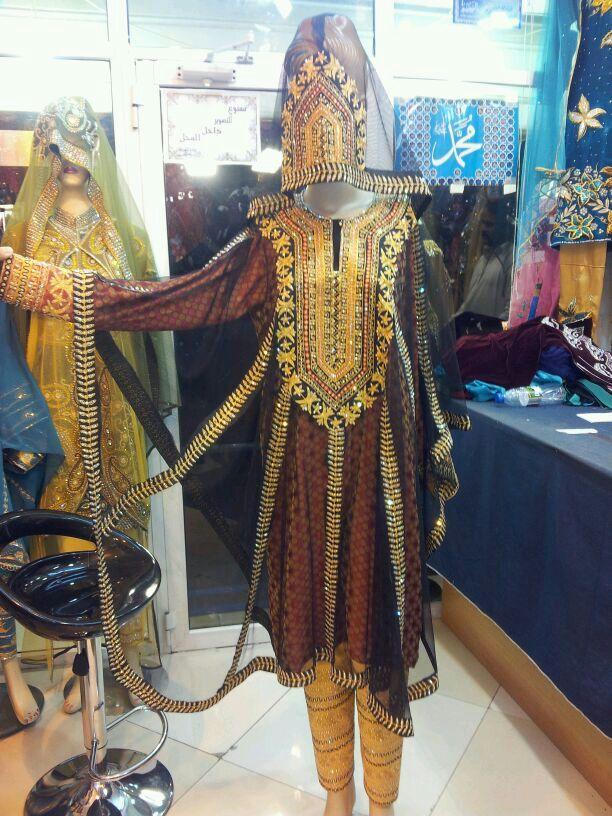 صورة ازياء عمانية مطورة , احدث اللباس العمانى العصرى 2154 5