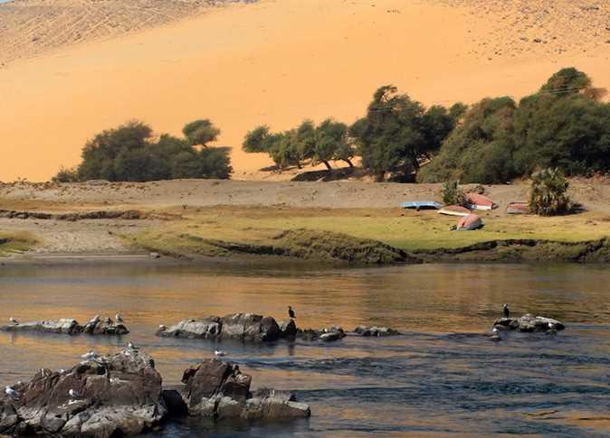 صور من اين يشرب سكان وادي النيل , دول حوض وادى النيل