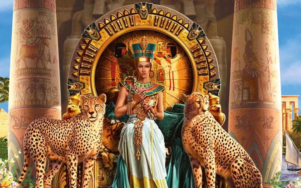 صورة صورة الملكة كليوباترا , احلى الصور لاخر ملكات الفراعنة