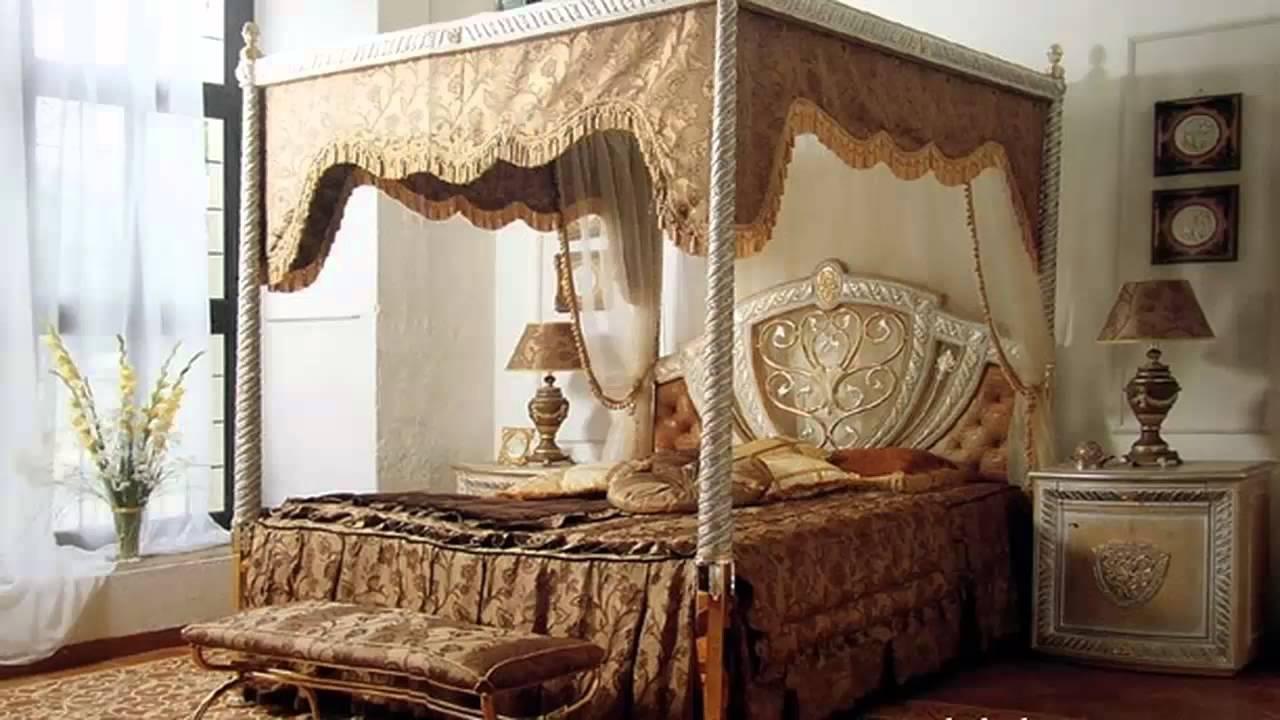 بالصور غرفة نوم ناعمه , موديلات غرف نوم كلاسيكية رقيقة جدا