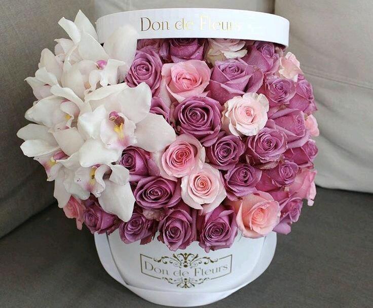 بالصور أجمل باقات الورد الجوري