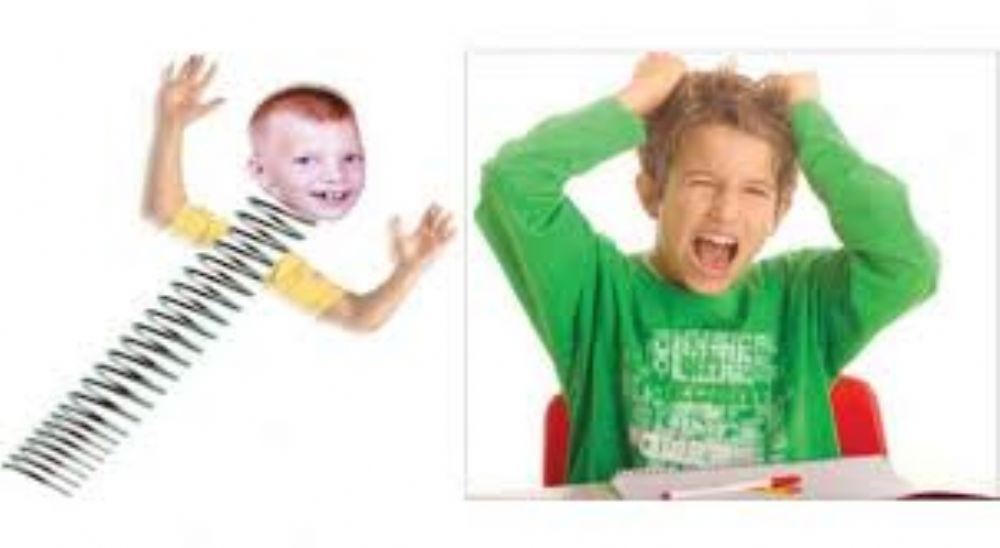 صورة علاج فرط الحركة وتشتت الانتباه عند الاطفال بالاعشاب , كيفية علاج فرط الحركة بطرق طبيعية