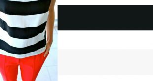 بالصور الالوان المتناسقة مع الاحمر في الملابس , كيفية تنسيق الالوان مع اللون الاحمر