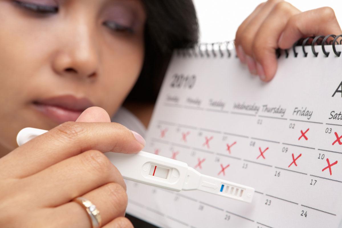 صور هل انتظام الدوره له علاقه بالحمل , اثر انتظام الدورة على الحمل
