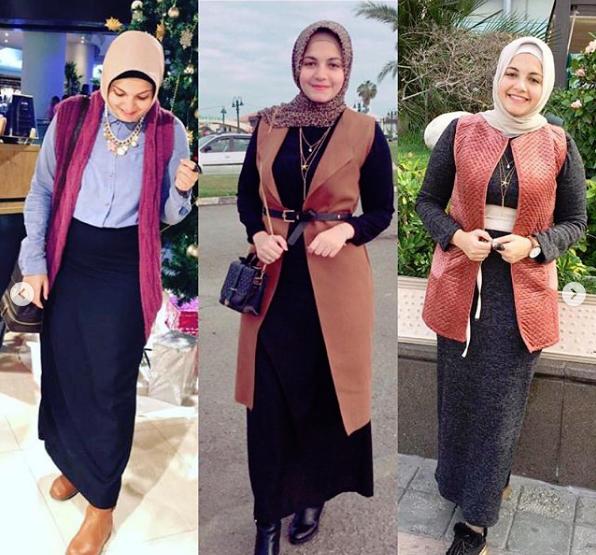 صورة حجاب شتاء 2019 , اشيك موديلات لكل البنات المحجبات 2019