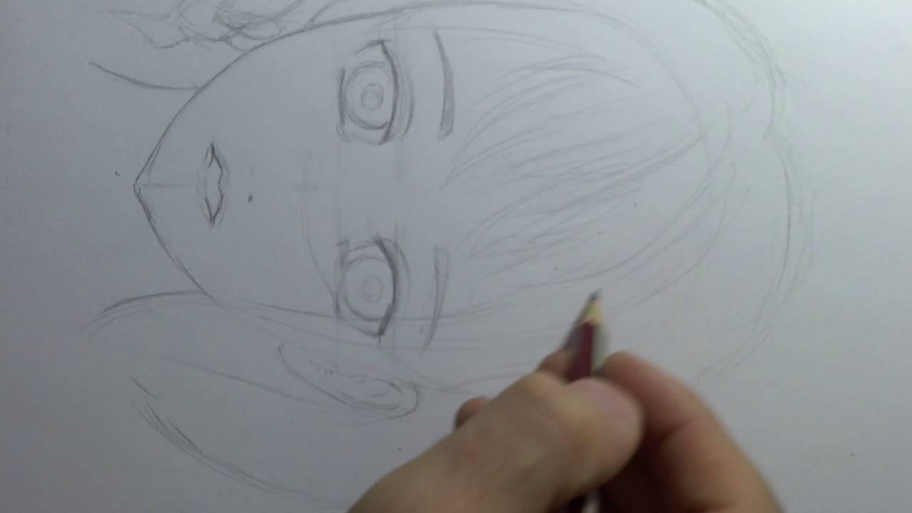 صورة كيف ارسم بنات , اسهل طريقة لرسم البنات