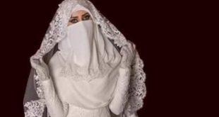 كلام عن النقاب , النقاب تاج فوق راس المسلمة