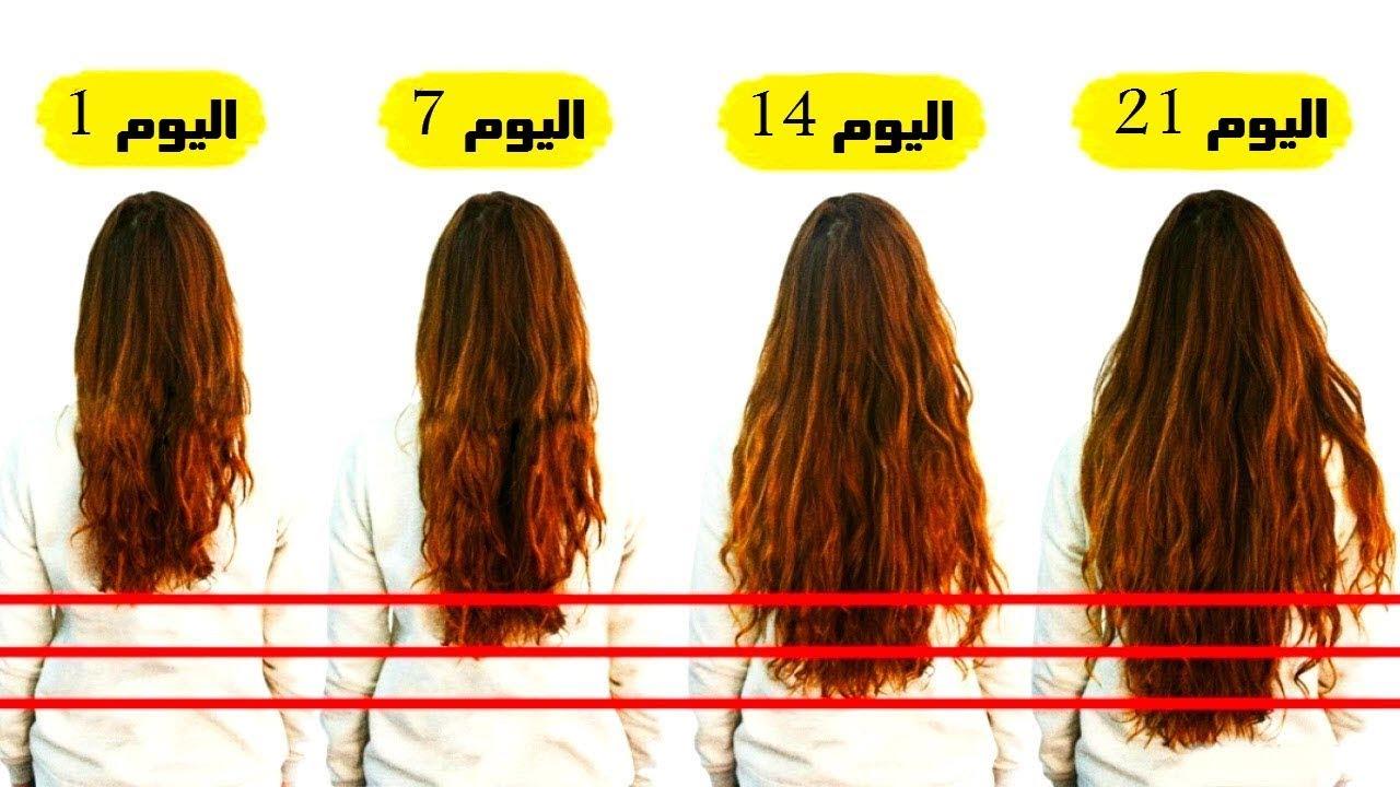 صورة معدل نمو الشعر , اهم الحقائق حول كيفية زيادة طول الشعر