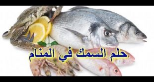 صور حلم اكل السمك , تفسير رؤية السمك