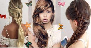 تسريحات الشعر بالصور , ايه التسريحات الجميلة و الحلوة