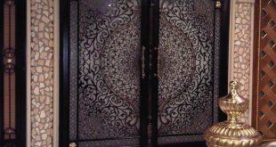 صورة ابواب حديد داخليه وخارجيه , الامن والامان في احسن ابواب حديد داخلية وخارجية