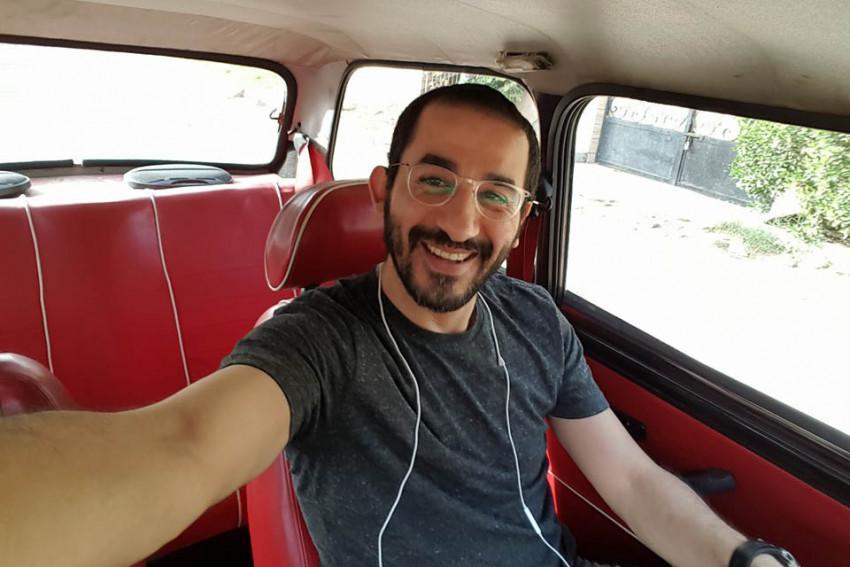 بالصور سيارة احمد حلمي , اروع صور متميزة لسيارة الفنان احمد حلمي الفارهة
