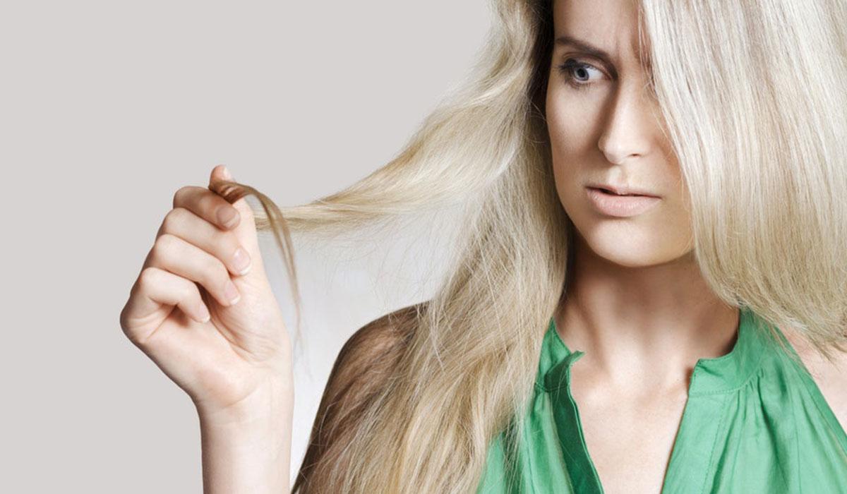 صورة علاج تقصف الشعر بدون قص , رممي شعرك من غير قص