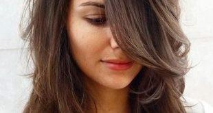 صورة قصات شعر مدرج , جمال الشعر المدرج و كيف يليق عليكي