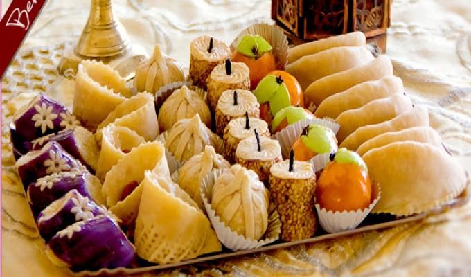 صور حلويات مغربية تقليدية , اشهر حلويات مغربيه