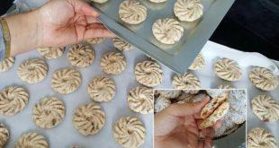 صورة حلويات مغربية تقليدية , اشهر حلويات مغربيه