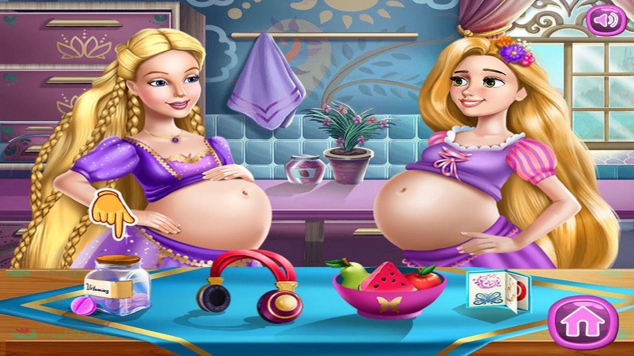 صورة العاب تلبيس حوامل , العاب تلبيس الام الحامل 1020