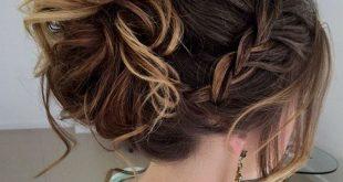 صور تسريحات الشعر للاعراس , افضل التسريحات المناسبة فى الافراح