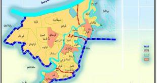 صورة اين تقع دمياط , محافظة دمياط