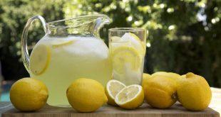 صور علاج الانفلونزا بالليمون , فوائد الليمون للزكام