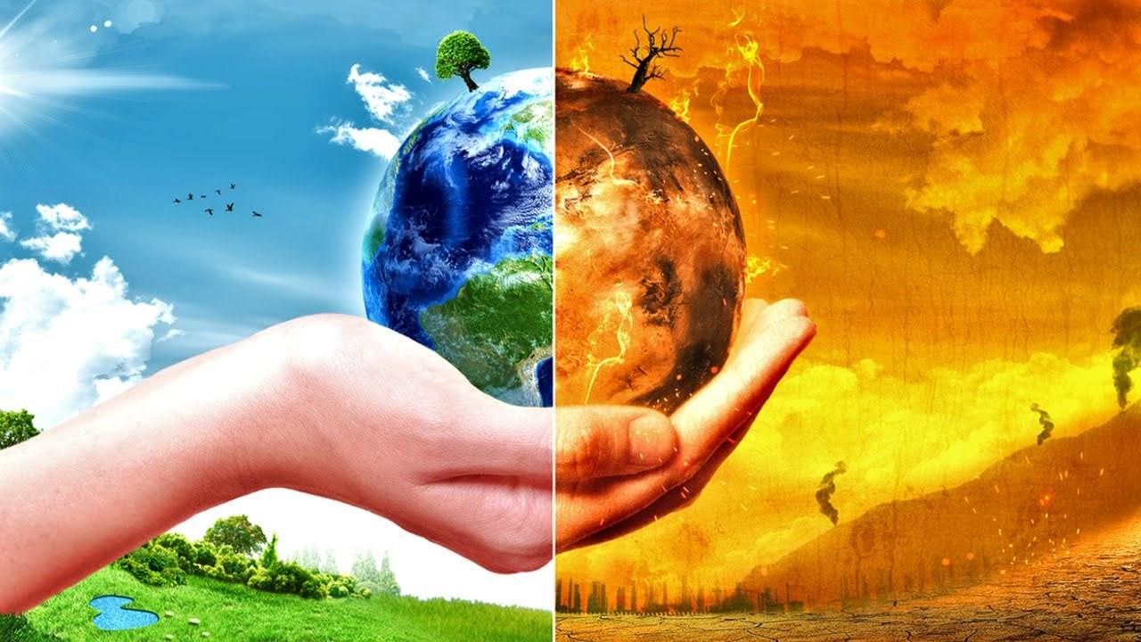 صورة اسباب ظاهرة الاحتباس الحراري , كيف يحدث الاحتباس الحرارى