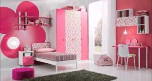 ديكور غرف البنات , احدث تصميمات لغرف الاناث