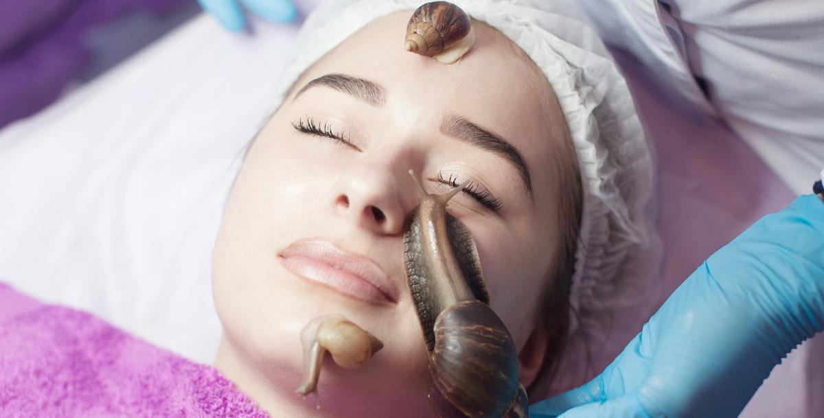 صورة فوائد الحلزون للبشرة , الحلزون اكتشاف جديد لتحسين البشرة