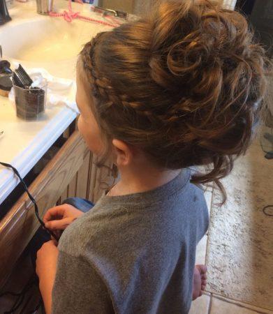 صورة تسريحات بنات جديدة , احدث قصات الشعر للبنات
