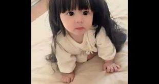 اطول شعر طفلة في العالم , شعر بنت طويل جدا