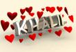 صور اسم خليل بالانجليزي , اجمل الصور لاسم Khalil