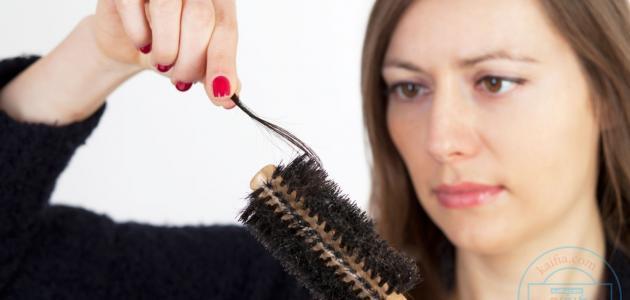 صورة حماية الشعر من التساقط , كيف تحمين شعرك من التساقط