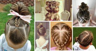 صور ضفائر شعر بنات , ضفيره البنات تجنن