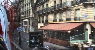 صور اجمل شوارع باريس , فسحة هايلة فى شوارع باريس