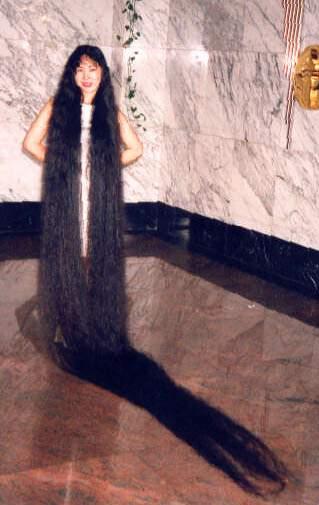 صور الصور اطول شعر في العالم , شعر طويل جدا