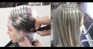 صورة خصل شعر بلاتيني , جمال الشعر البلاتيني