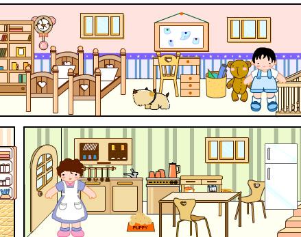 العاب ترتيب البيت , علمي طفلك كيف يرتب بيته باستخدام تلك ...