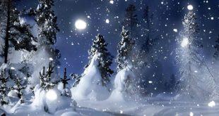 صورة تفسير رؤية الثلج في الحلم , معني رؤية الثلج في المنام