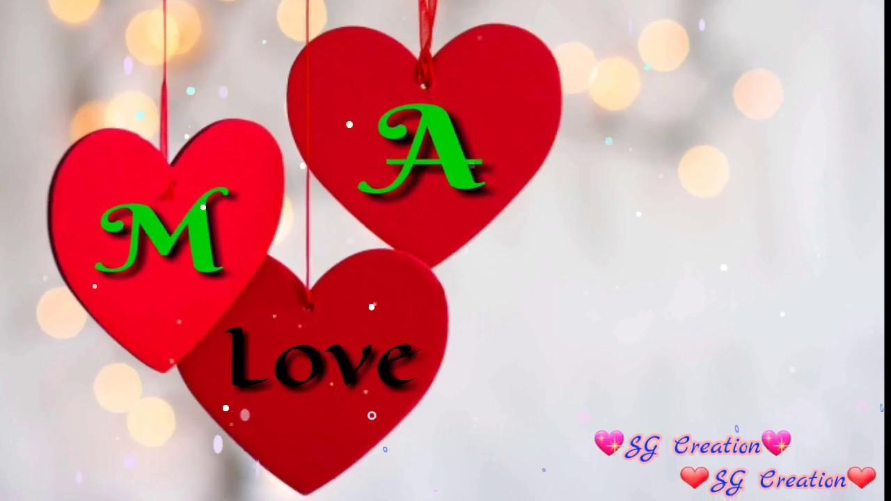 صور حب حرفm صور رومانسية مكتوب عليها حرف M اغراء القلوب