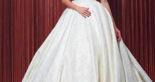 صورة صور فساتين عرائس , فساتنين ليلة الزفاف بالصور