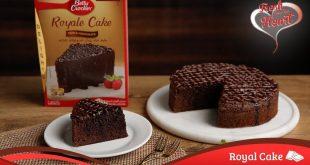 صورة كيك شوكولاته جاهز , اجمل الوصفات لعمل الكيك بالشيكولاتة