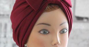 صورة حكم حجاب التوربان , التوربان موضه رائجه ايجوز ارتدائه