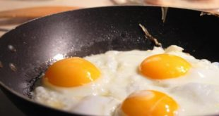 صورة طريقة بيض عيون , سنه اولي مطبخ