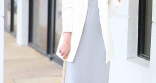 صورة ملابس كلاسيكية للمحجبات , لبس للمحجبات يناسب العمل