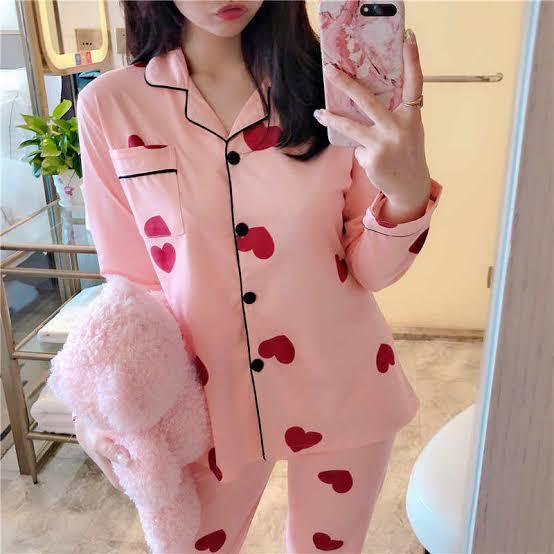 صورة ملابس نوم 2019 , جمل وقت راحتك بارق الازياء