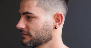 صورة الشعر القصير للرجال , صور مميزة لقصات الشعر المختلفة عند الرجال