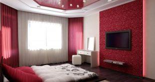 صورة نقاشة غرف نوم , الوان جميلة ونقاشات جديدة لغرفتك