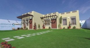 صورة البيوت الخرسانية الجاهزة في السعودية , ماأروع بيتا كان للتكنولوجيا يدا فيه