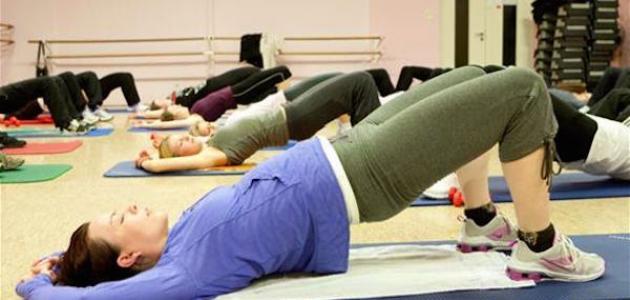 صورة تمارين تقوية الحوض , استعيد نشاطك بتقوية عضلات حوضك