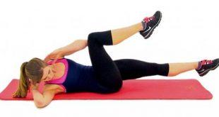 صورة استهدفي عضلاتك حتي تمشقي قوامك , تمارين البطن للنساء