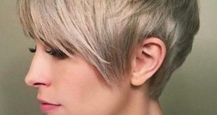 صورة موضة الشعر القصير واشكالها ،احدث قصات الشعر قصير